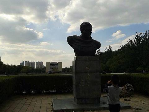 天津大学旅游景点攻略图