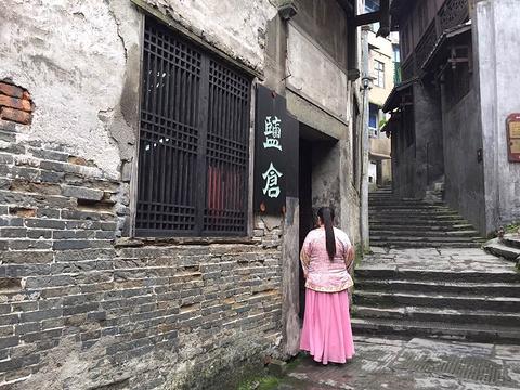 洪江古商城旅游景点攻略图