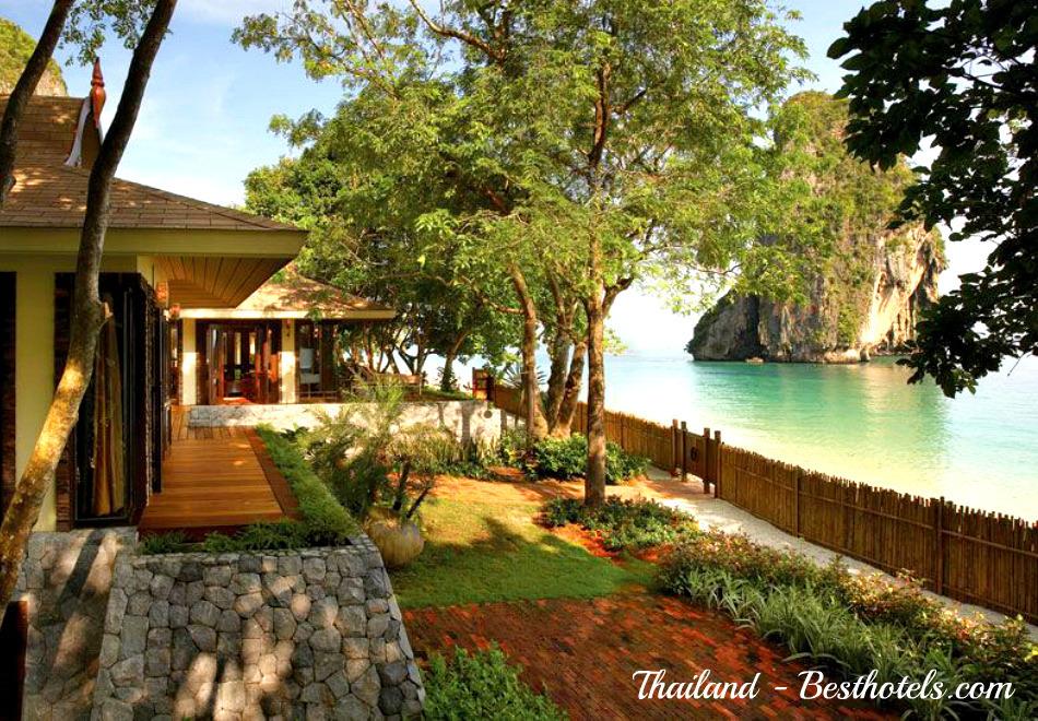 甲米瑞亚维德酒店(Rayavadee Krabi)