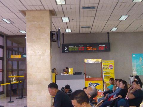 麦克坦宿雾国际机场旅游景点攻略图
