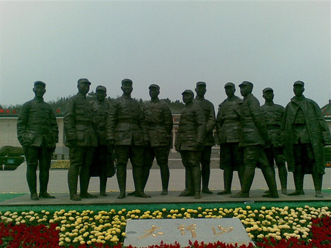 八路军太行纪念馆旅游景点攻略图