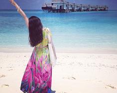我们的马尔代夫蜜月旅行记