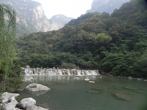 百家岩旅游景点攻略图