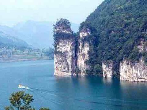 乌江源百里画廊旅游景点图片