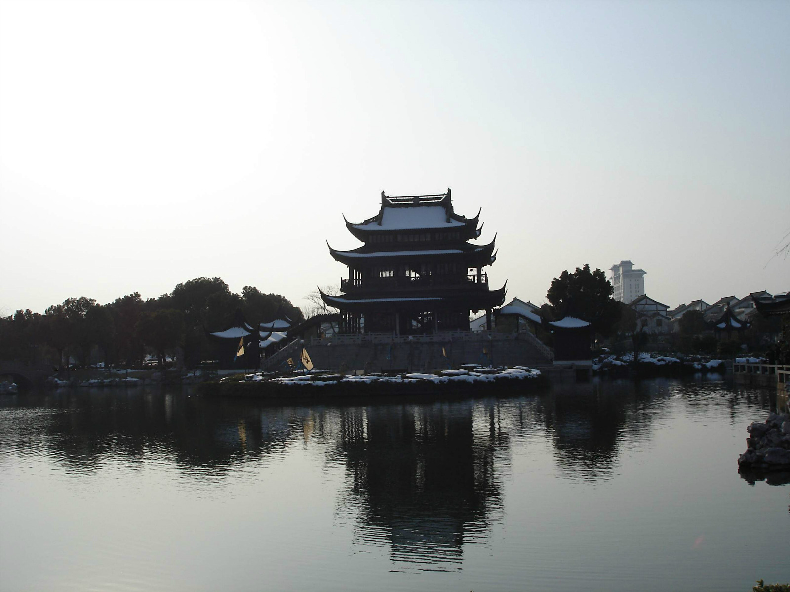 苏州市区赏景2日线路