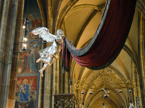 圣维特大教堂旅游景点图片