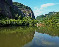 丹霞山:世界丹霞之乡(海量图片)