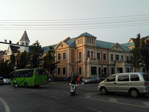俄罗斯风情街旅游景点攻略图