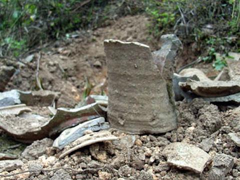 黄泥头古瓷窑遗址旅游景点图片