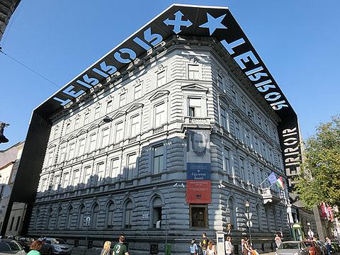 恐怖博物馆旅游景点图片