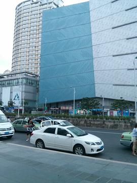 百联又一城购物中心旅游景点攻略图
