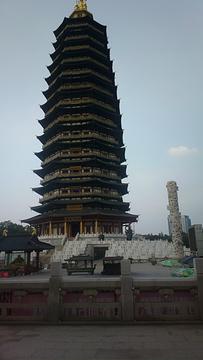 天宁寺旅游景点攻略图