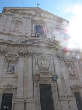 耶稣与圣母教堂旅游景点攻略图