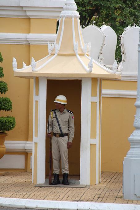 金边皇宫图片