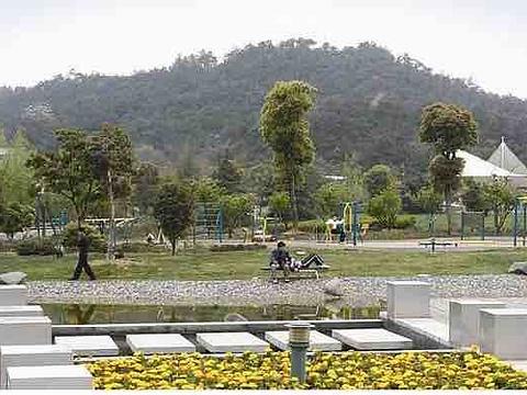 鸡鸣山公园旅游景点图片