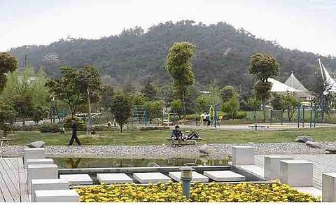 鸡鸣山公园旅游景点攻略图