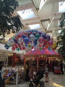 南海岸广场购物中心旅游景点攻略图