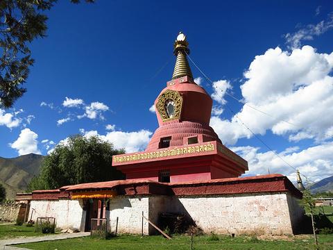 桑耶寺的图片