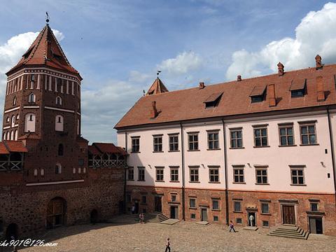 米尔城堡旅游景点图片