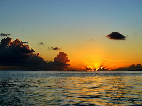 塔哈岛旅游景点图片