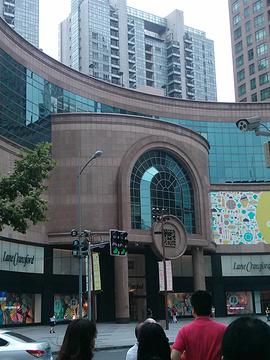 淮海路商业街旅游景点攻略图