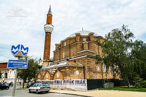 班亚巴什清真寺旅游景点攻略图