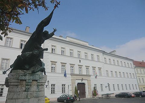 Museum of Military History (Hadtorteneti Muzeum)旅游景点攻略图