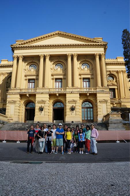 圣保罗人博物馆图片