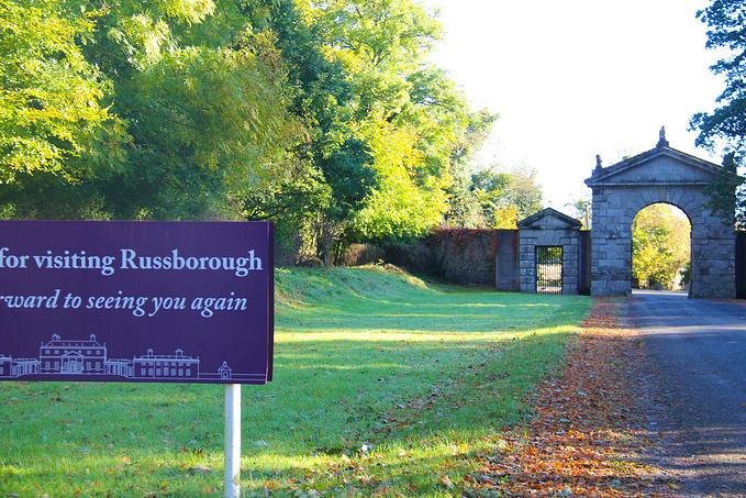 Russborough风光图片