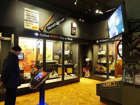 牛津故事博物馆旅游景点图片