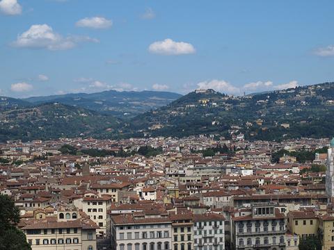 Giardino Bardini旅游景点攻略图