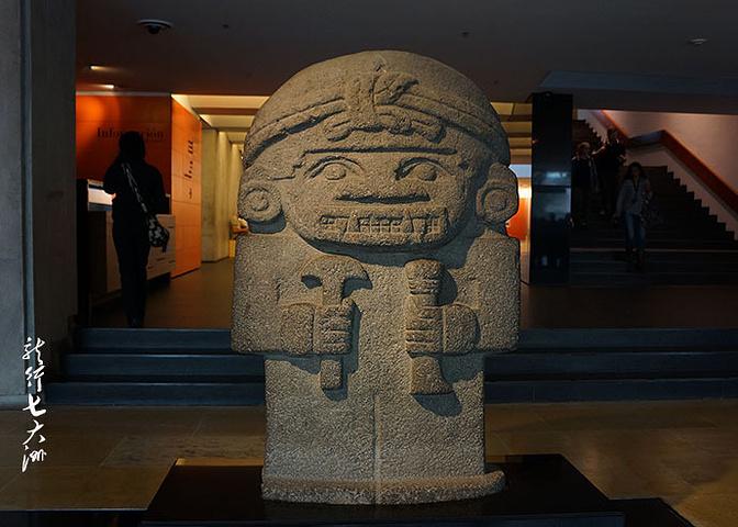 """""""再现了印第安人古老灿烂的民族文化和..._黄金博物馆""""的评论图片"""