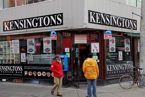 肯星顿市场旅游景点攻略图
