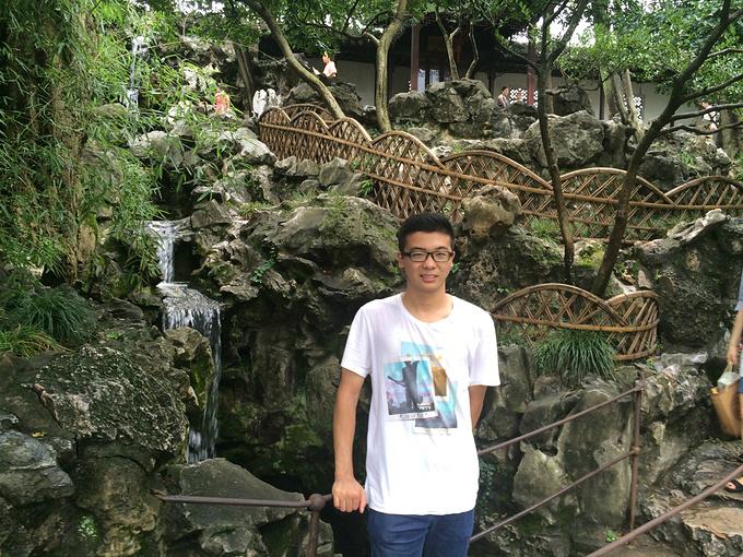 狮子林图片