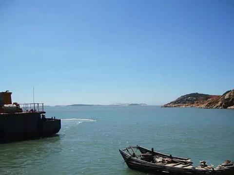 塘屿岛旅游景点图片