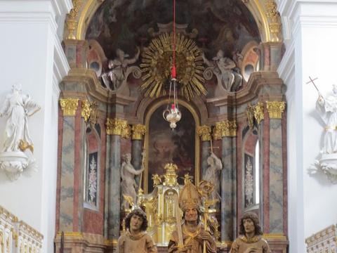 新明斯特教堂旅游景点图片