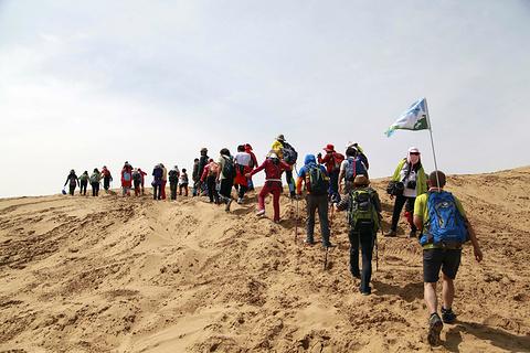 库布齐沙漠旅游景点攻略图