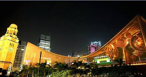 香港文化中心旅游景点攻略图