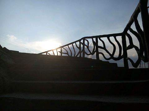 玻璃桥景区石牛寨旅游景点攻略图