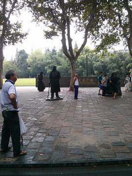鲁迅公园旅游景点攻略图