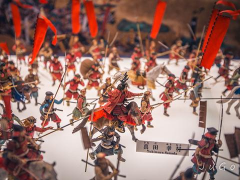 大阪城天守阁旅游景点图片