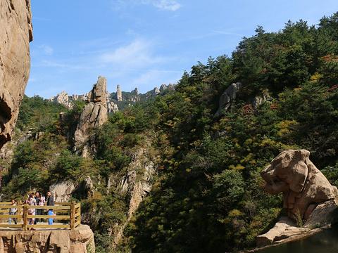 九水游览区旅游景点图片