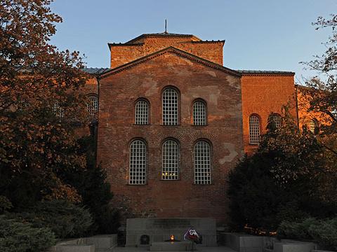 索菲娅圣乔治教堂旅游景点图片