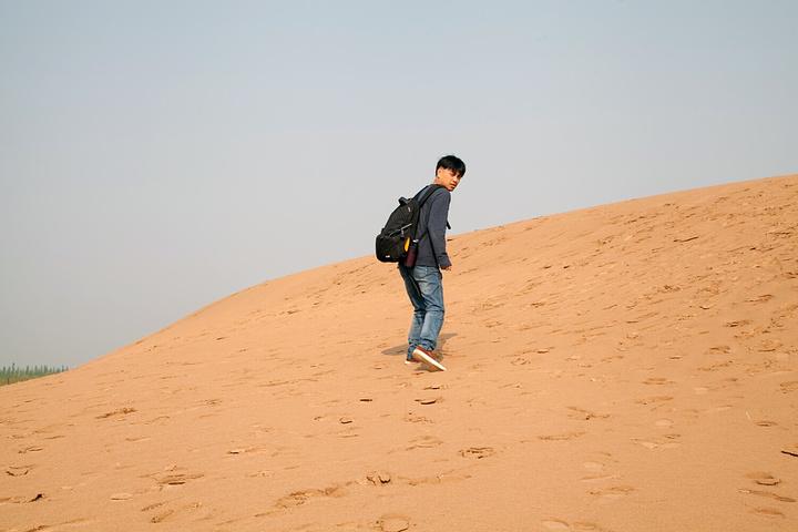 和沙漠的一百天图片_2020至少我的天漠可以去,虽然没有尘土飞扬的沙漠之快感,但总 ...