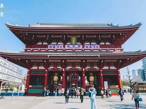 浅草寺旅游景点图片