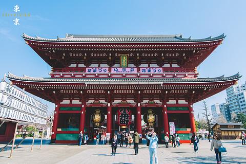 浅草寺的图片