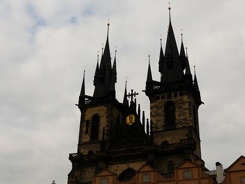 提恩教堂旅游景点攻略图
