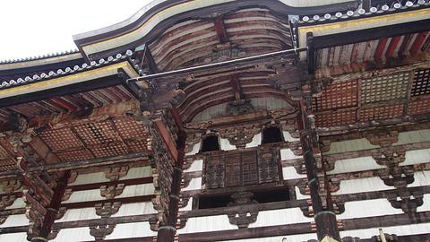东大寺旅游景点攻略图