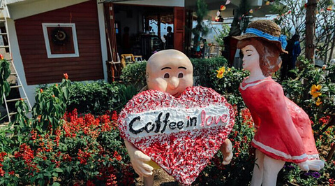 Coffee in Love旅游景点攻略图