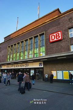 杜塞尔多夫中央火车站旅游景点攻略图